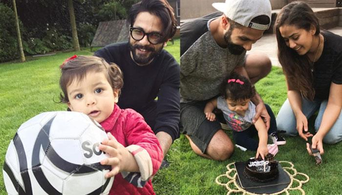 After Getting Her Ears Pierced, Misha Kapoor Enjoys Mommy Mira's Lollipop Treat