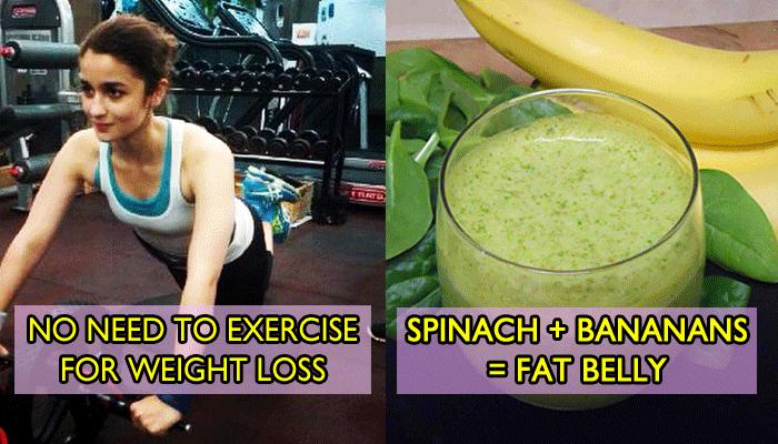 5 Weirdest Food Combos That Actually Help In Weight Loss Without Going To Gym