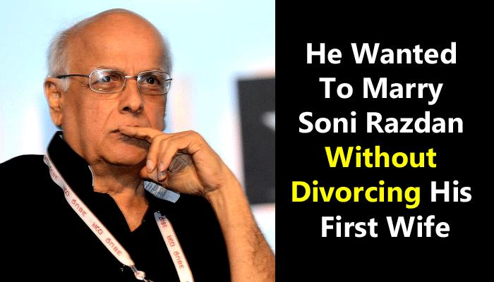 Women Behind The Controversial Love Life Of Mahesh Bhatt Unveiled