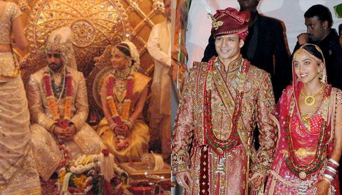 Most Expensive Bollywood Weddings That Looked Like A Royal Affair