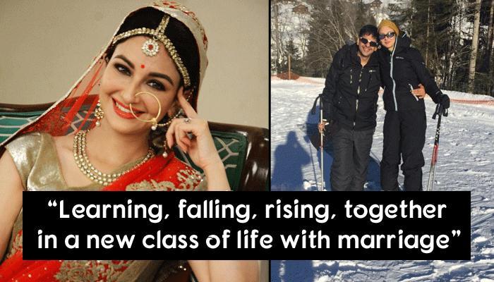 'Bhabiji Ghar Par Hain' Fame Saumya Marries After 10 Yrs Of Relationship, Shares Honeymoon Pics