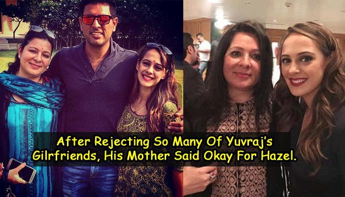 Yuvraj's Mom Shabnam Singh & Hazel Keech's Bond Breaks Boundaries Of 'Saas-Bahu' Relationship