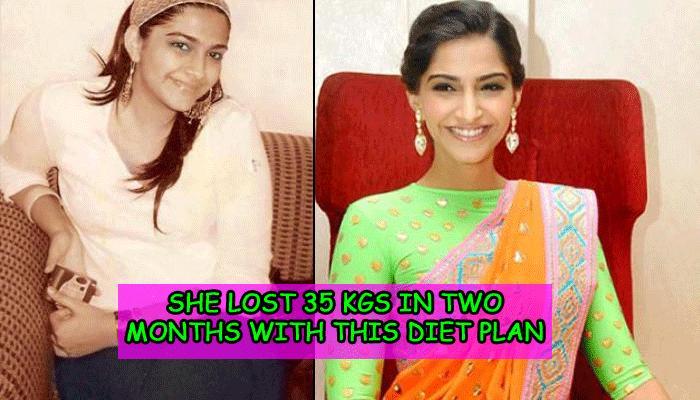 Revealing The Weight Loss Secrets Of Sonam Kapoor