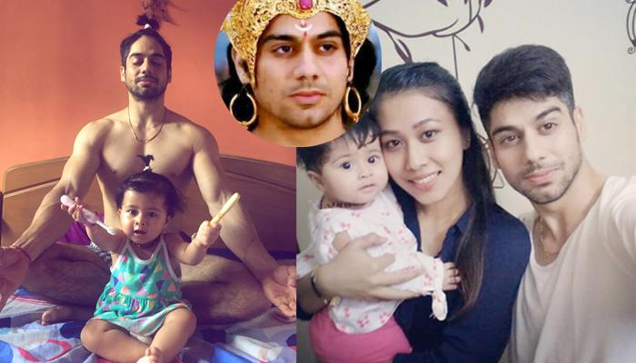 Mahabharat Fame Lavanya Bhardwaj Is A Father To A Baby Girl; Married A Cute Lawyer From Indonesia