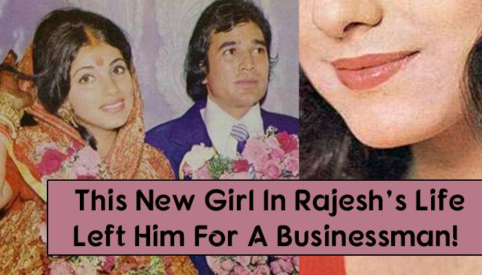 At The Age Of 16, Dimple Married 31 YO Rajesh But Soon Their Marriage Was Over Because Of This Diva