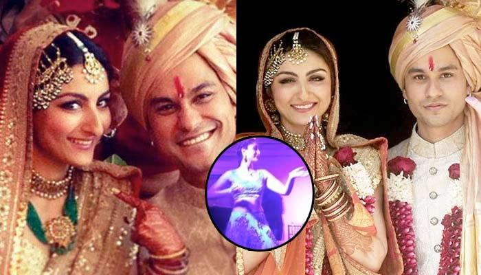Soha And Kunal's Had An Epic Nawab Wedding; Dance Performance Of Kareena And Saif At Sangeet
