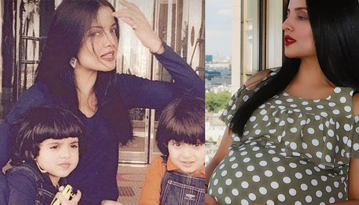 Celina Jaitly Blessed With Second Set Of Twin Boys But Sadly One Baby Couldn't Make It