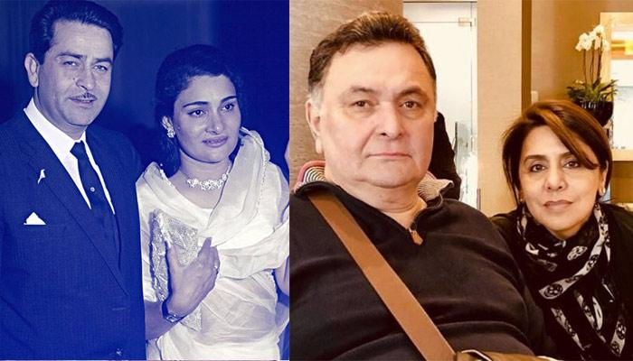 Unknown Facts About Krishna Raj Kapoor And 9 Other Kapoor 'Bahus' And Their Husbands