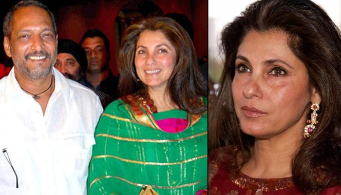 Dimple Kapadia Talked About Nana Patekar's Dark Side In A Throwback Interview, Said He's Obnoxious