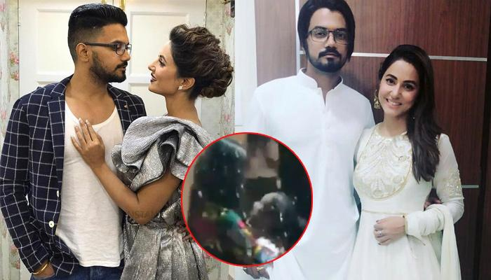 Hina Khan's Boyfriend Rocky Jaiswal Surprises Her With 'Snowfall On The Terrace' On Her Birthday