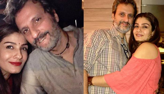 Raveena Tandon's Adorable Birthday Wish For Husband Anil Thadani Proves Their Love Is Still Fresh