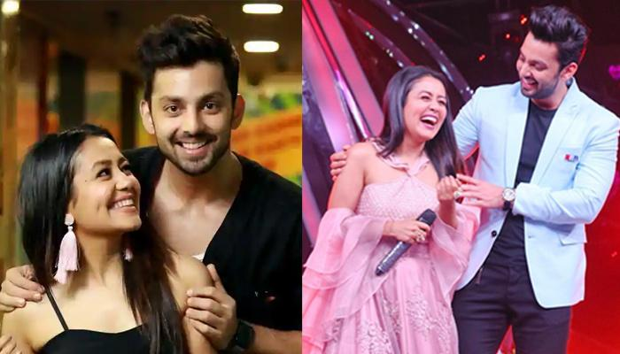 Neha Kakkar And Himansh Kohli's Adorable PDA Moments Prove That They Are True 'Humsafars'