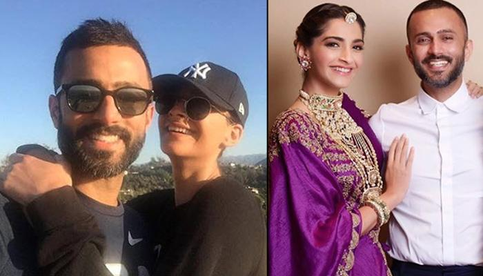 Sonam Kapoor Reveals Why Anand Ahuja Got Promoted To Become Her Husband, On 'National Boyfriend Day'