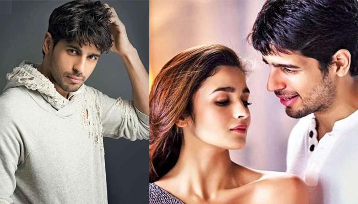 Sidharth Malhotra Talks About Ex-Girlfriend, Alia Bhatt And He Has This To Say