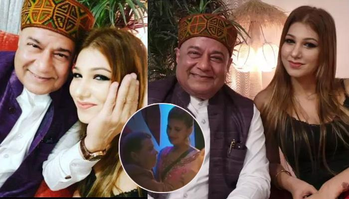 'Bigg Boss 12' Fame Jasleen Matharu And Anup Jalota Forget Old Worries Over A Romantic Date Night