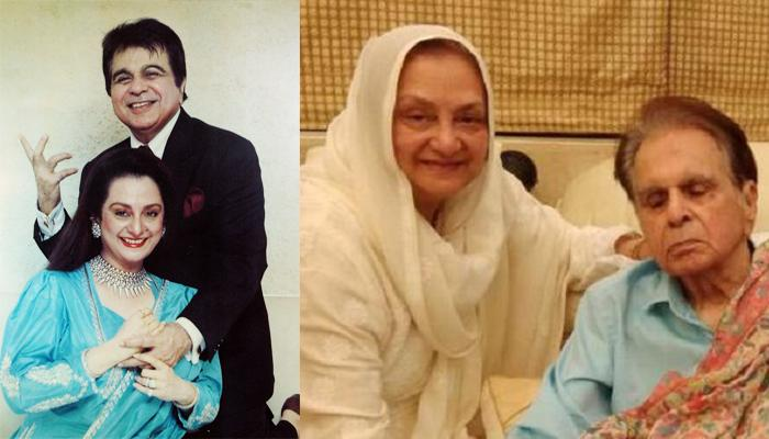 Saira Banu Reacts To Reports Suggesting Dilip Kumar Is Unable To Recognise Her