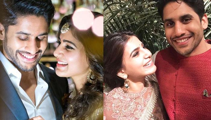 Samantha Ruth Prabhu Calls Naga Chaitanya 'A Part Of Herself' On Their First Wedding Anniversary