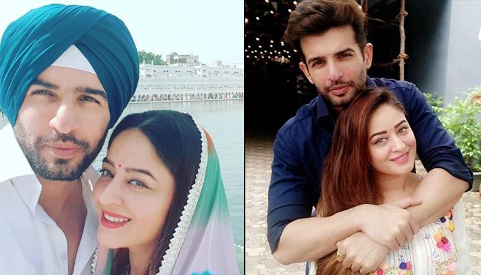 Jay Bhanushali Shares The Advantages Of Having A Punjabi Wife From His Own Experience With Mahhi Vij