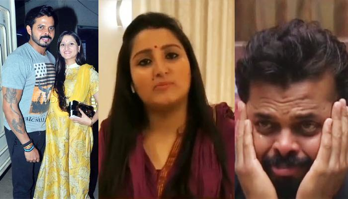 Sreesanth Can't Hold His Tears Back After Watching Wife, Bhuvneshwari Kumari's Video Message