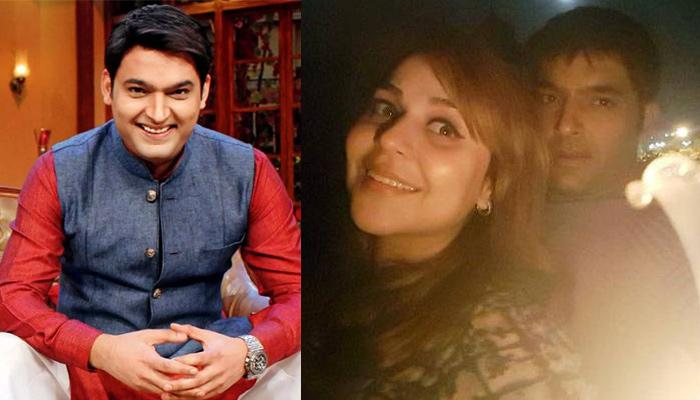 Kapil Sharma To Tie The Knot With Longtime Girlfriend Ginny Chatrath In 2018? Details Inside