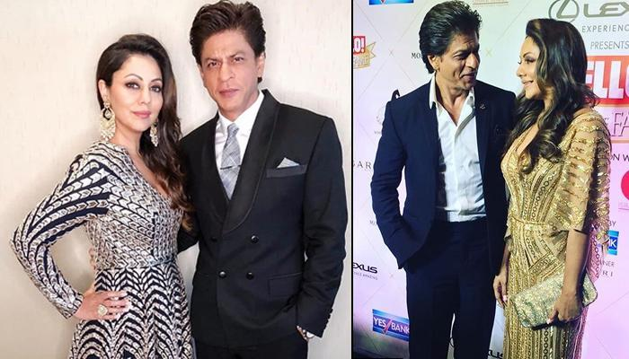 Gauri Khan Dedicated Her First Award To Her Hubby Shah Rukh Khan: 'This One Is For You'