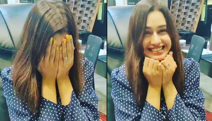 Bride-To-Be Yuvika Chaudhary Pampers Herself With Beauty Sessions, 3 Days Before Her Wedding