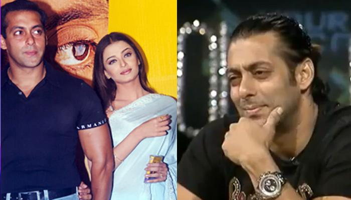 Salman Khan's Video Talking About Hitting Aishwarya Rai Is Going Viral Amidst #MeToo Movement
