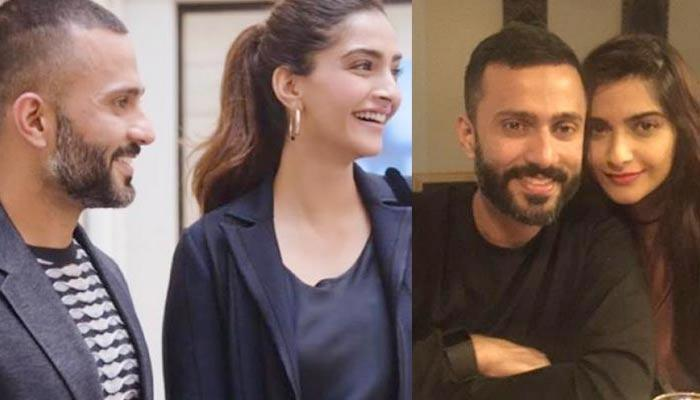Anand Ahuja Cheers Up Sonam Kapoor In A Unique Way As She Leaves Twitter After Facing Negativity