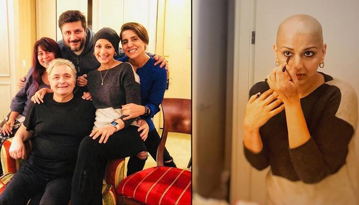Sonali Bendre Shares Her Cancer Journey Of Good And Bad Days, Says Talking To Son, Ranveer Helped