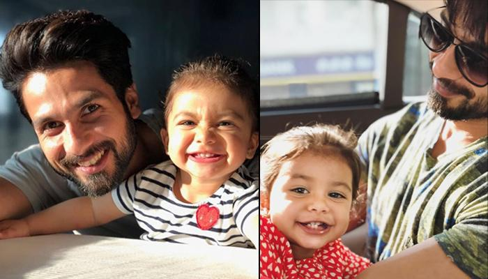 Shahid Kapoor Is Looking Forward To Enjoy These Movies With His Two-Year-Old Daughter Misha Kapoor