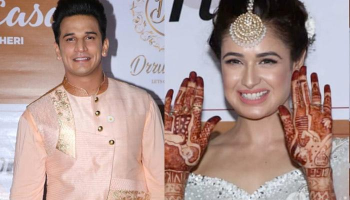 Yuvika Chaudhary And Prince Narula's First Look From Their Sangeet Ceremony, Pictures Inside