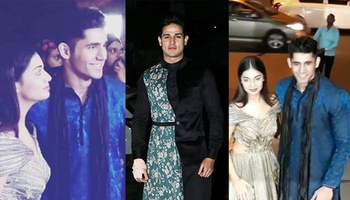 Priyank Sharma Bumped Into Ex Divya Agarwal Who Arrived At Prince-Yuvika's Sangeet With Varun Sood