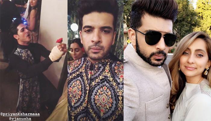 Priyank Sharma Proposed Karan Kundra's Girlfriend, Anusha Dandekar, This Is How Karan Reacted