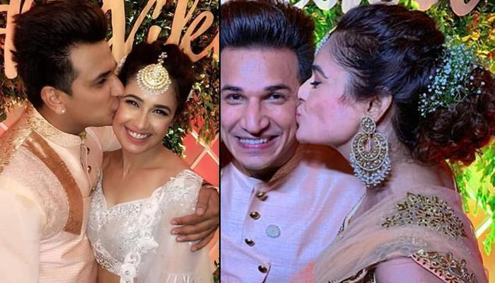 Prince Narula Sings A Punjabi Song For Yuvika Chaudhary, Her Reaction Is Not What We Expected