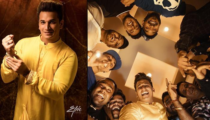 Prince Narula Celebrates The Haldi Ceremony With His 'Boy Gang', It Made The Ritual Even More Fun