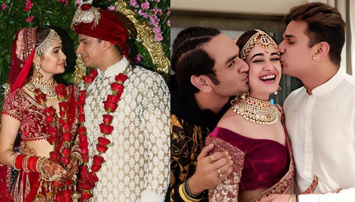 Prince And Yuvika Met Due To This Famous Person, But He Was The Last Guest To Attend Their Wedding