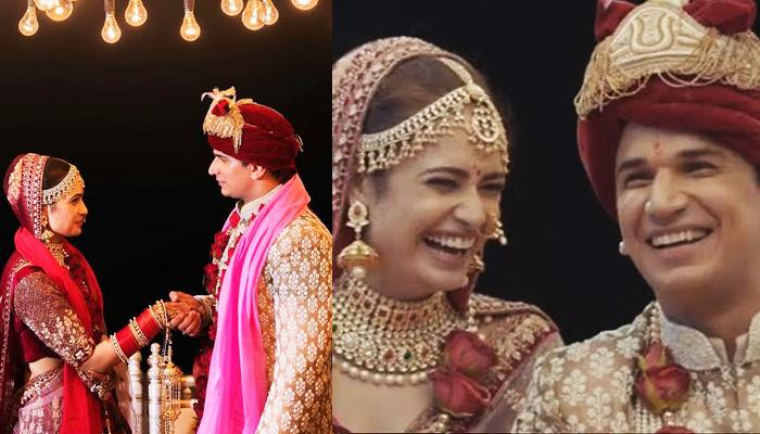 This Video From Prince Narula And Yuvika Chaudhary's Wedding Will Remind You Of Virat And Anushka