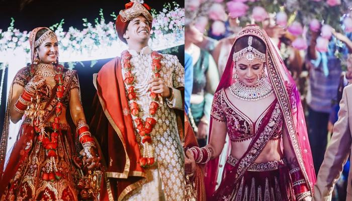 Unseen Pictures From Prince Narula And Yuvika Chaudhary's Wedding Shared By Official Photographers