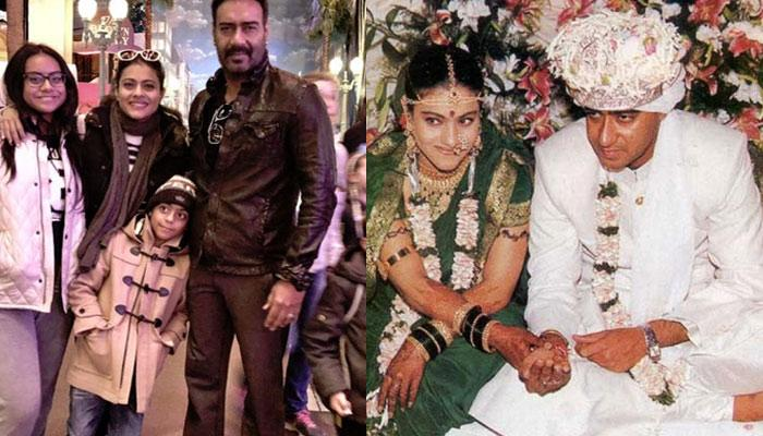Kajol Devgan Shares The Real Reason Why No One Wanted Her To Marry Ajay Devgn, Even Her Dad