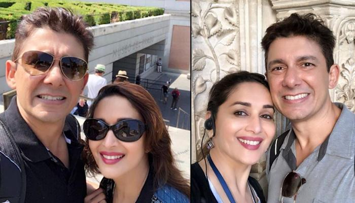 Madhuri Dixit's Anniversary Wish For Sriram Nene Makes Us Believe Someone, Somewhere, Is Made For Us