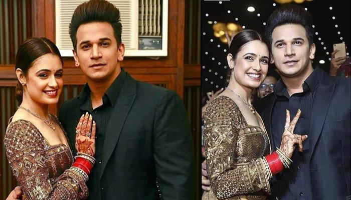 Prince Narula And Yuvika Chaudhary's Wedding Reception Invite Is Out, Details Inside