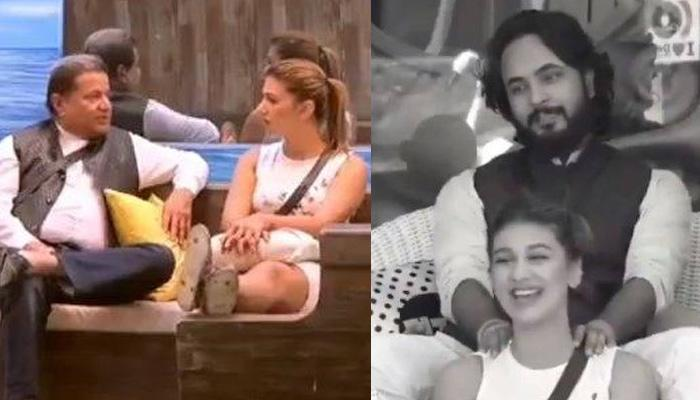 Jasleen Matharu Enjoys Massage From Sourabh, Anup Ji's Reaction Is Unbelievable [VIDEO]