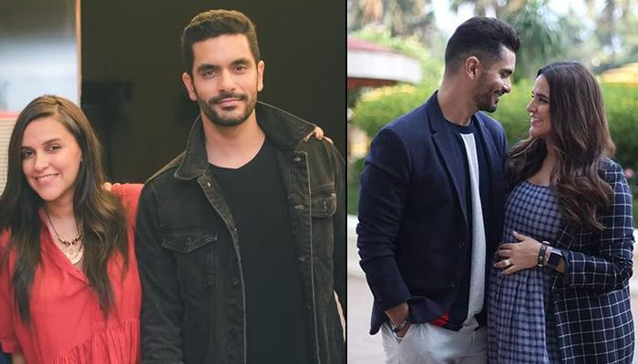 Angad Bedi Saw Neha Dhupia For First Time In Gym When She Was 20, Reveals Their 'Unplanned' Journey