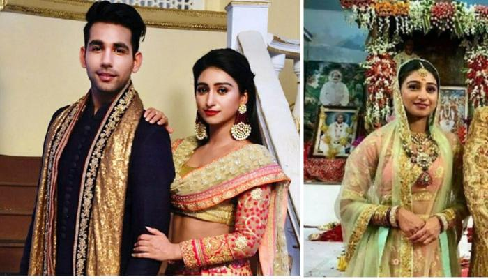 Mohena Kumari Singh Of 'Yeh Rishta Kya Kehlata Hai' Fame Secretly Gets Engaged In Her Hometown, Rewa