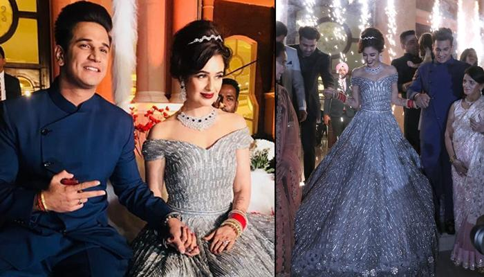 Unseen Pictures And Videos Of Prince Narula And Yuvika Chaudhary's Wedding Reception In Chandigarh