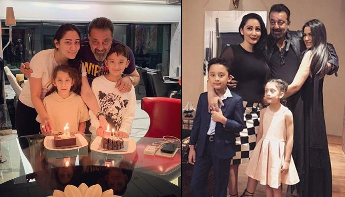 Trishala Dutt Wishes Half-Siblings Shahraan And Iqra Dutt On Birthday, Celebration Pictures Inside