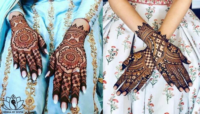 50 Gorgeous Back Mehendi Designs That Are Perfect For Women This Karva Chauth