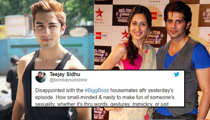 Teejay Sidhu Calls Karanvir Bohra 'Small-Minded' After He Makes Fun Of Rohit Suchanti's Sexuality