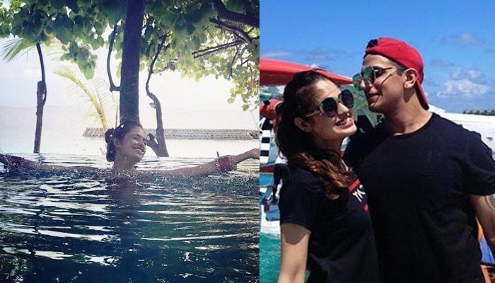 Newly-Weds Prince Narula-Yuvika Chaudhary Are Enjoying Their Honeymoon, Pics And Videos Inside