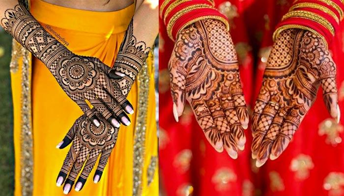 Here Are Some Latest And Trending Mehendi Designs You Can Flaunt This Karva Chauth